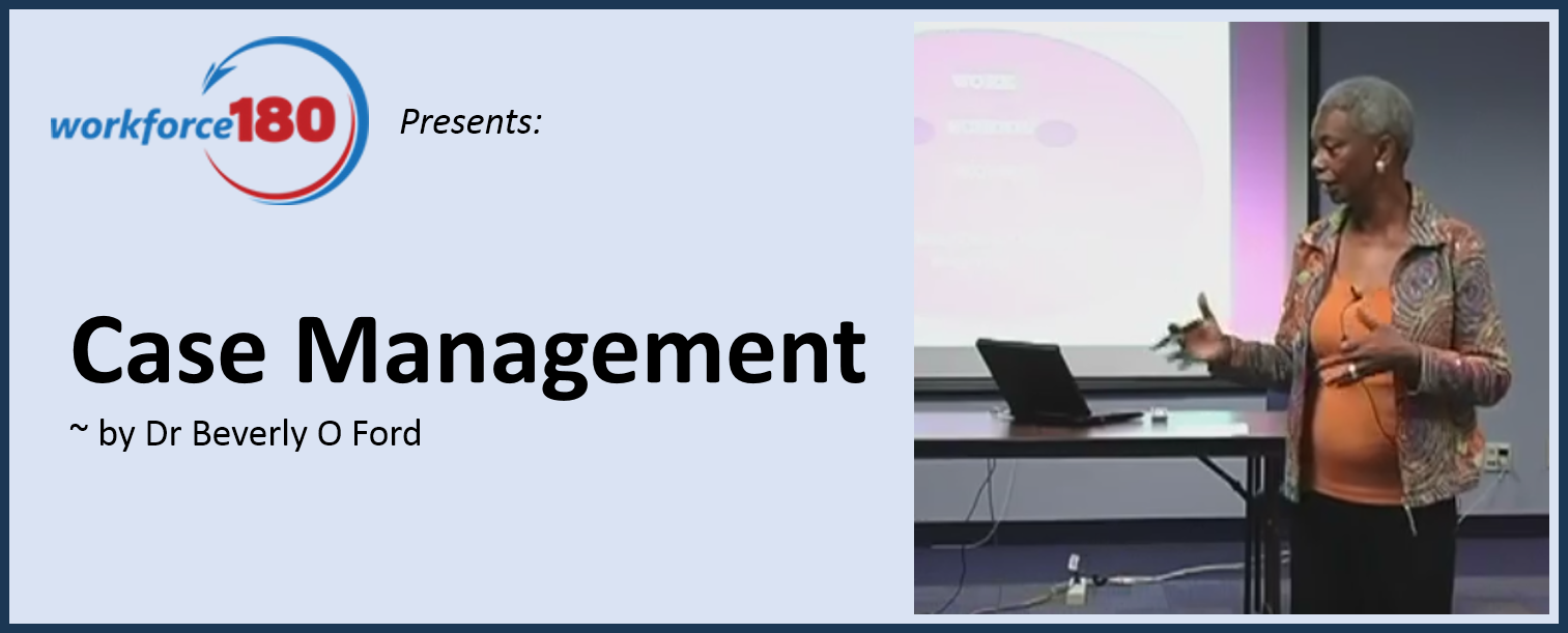 Demo Course – Case Management